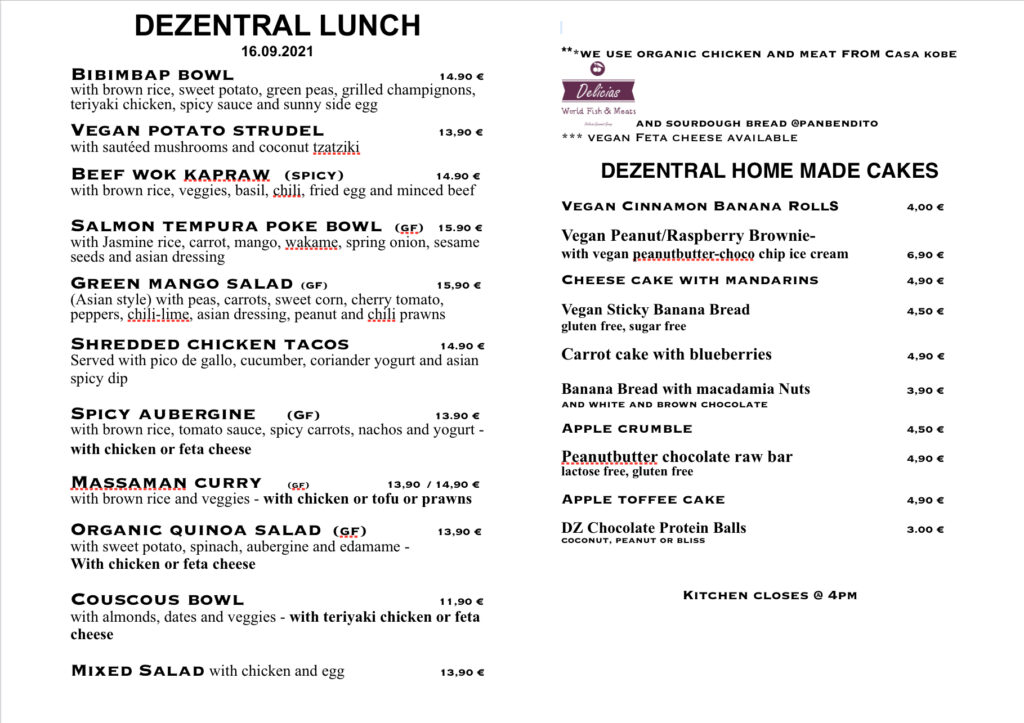 Lunchtime 😁, Dezentral Marbella